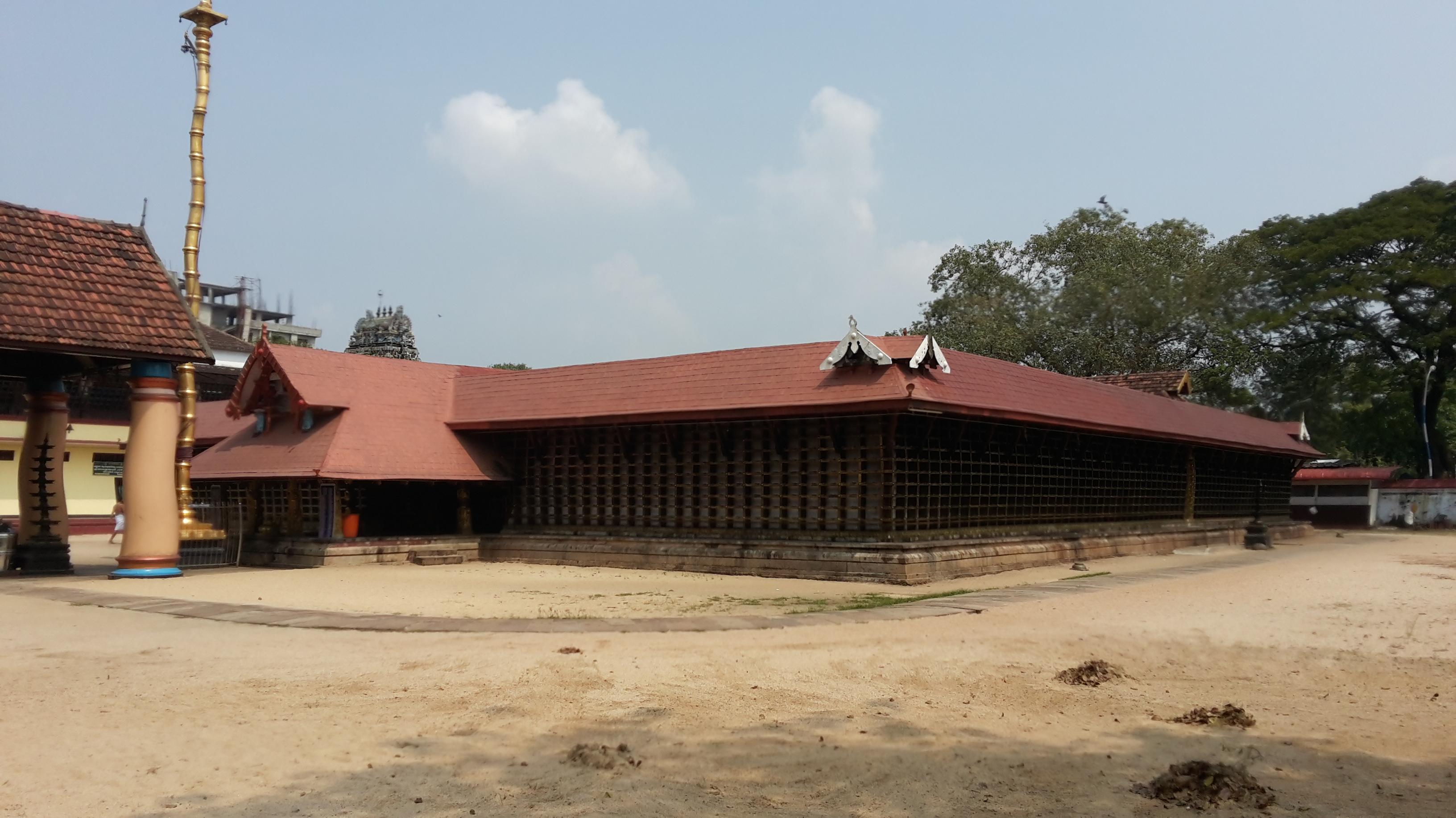 temple a kochi